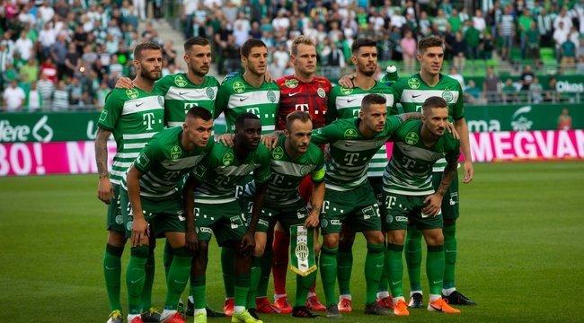 Jövő szerdán játszik Bl-selejtezőt a Ferencváros