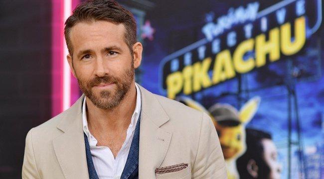 Ryan Reynolds: Remélem, nem ölitek meg az anyukámat, fiatalok!
