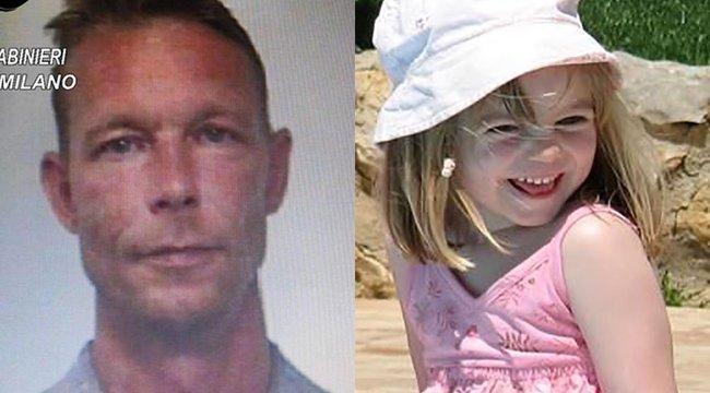 Gusztustalan pedofil: exe ötéves kislányának molesztálásáért ült a Maddie-ügy gyanúsítottja
