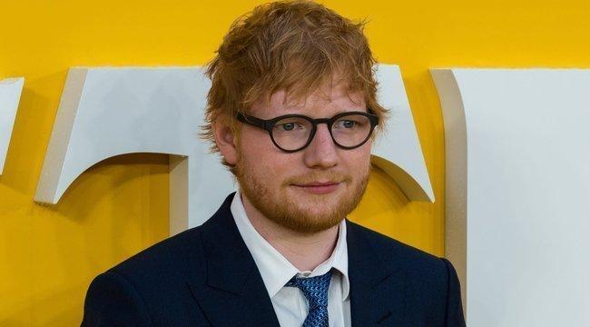 Egy fiókban találták meg Ed Sheeran 13 évesen készített első saját albumát