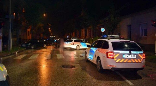 Akár egy akciófilm: rendőrautókat zúzott és rendőrt gázolt a részeg osztrák sofőr Sopronban
