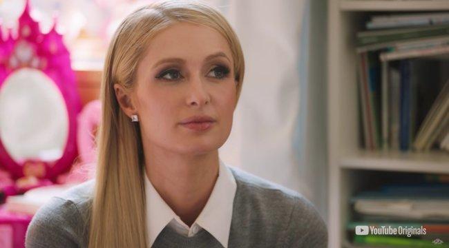 Paris Hilton egy gyerekkori trauma miatt lett botrányhősnő? - Videó