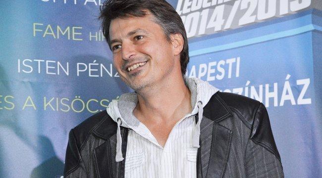 Peller Anna viccet csinált a kollégájából: Homonnay Zsolt most megkapta a magáét - Fotó