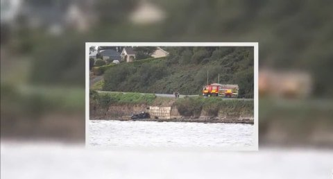 Drámai baleset – Vízbe zuhant az autójuk: csak az édesanya élte túl