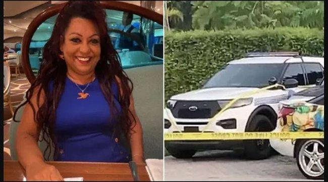 Borzasztó tragédia: férje felforrósodott rendőrautójába szorulva halt kínhalált a feleség
