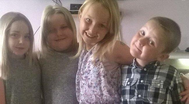 Négy gyönyörű gyermeke előtt esett össze holtan az édesanya, mert orvosa nem vette komolyan a panaszait