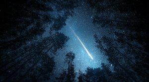 Nem csak szerencsét hoznak, elkárhozott lelkeket is jeleznek a hullócsillagok