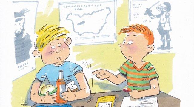 A Bors utánajárt: Legyen pótmaszk és fertőtlenítő az iskolatáskában