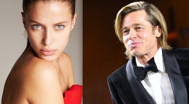 Megint hoppon maradt Jennifer Aniston! 30 évvel fiatalabb modellt szeret Brad Pitt