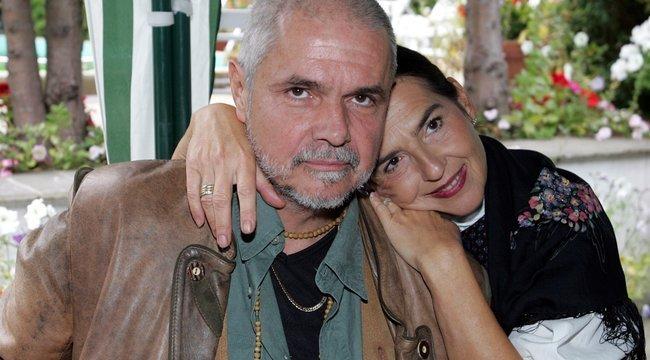 Férje, Oszter Sándor nélkül ünnepli születésnapját Failoni Donatella