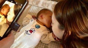 Tragédia: mindössze 11 nap adatott meg a Földön a karantén alatt született kisbabának