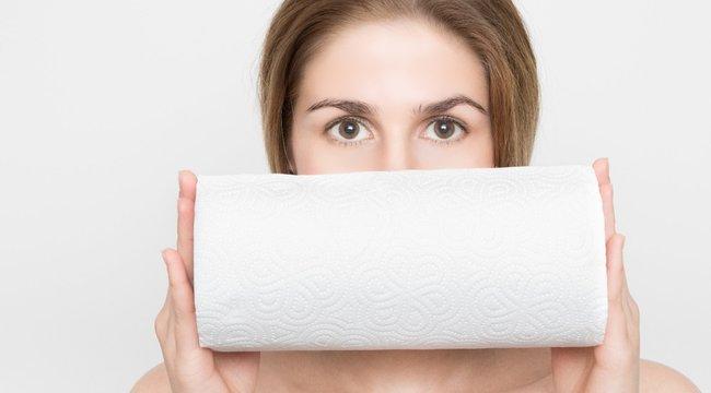 Tudta? A papírtörlő a legszuperebb konyhai kiegészítő: mutatjuk, mi mindenre használhatja