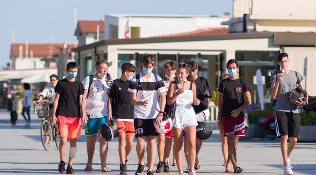 26 éves az átlagos magyar fertőzött