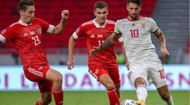 Nemzetek Ligája: Padlóról álltak fel Szoboszlaiék, de nem sikerült egyenlíteniük (2-3)