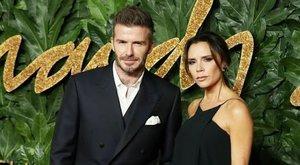 A Beckham-házaspár titokban tartotta, hogy egy partin ők is elkapták a koronavírust
