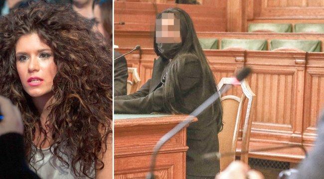 VV Fanni barátnője sírva vallott a bíróságon