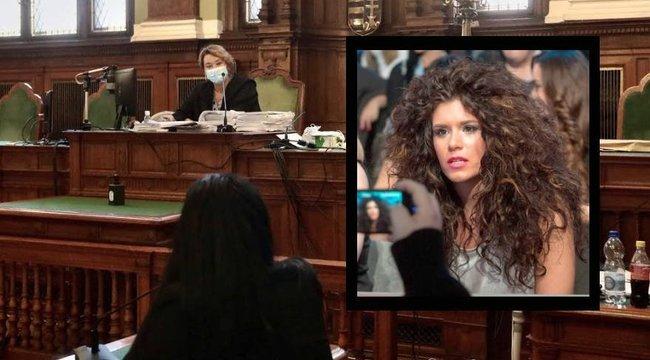 VV Fanni ügy: Zavarba ejtő kérdéseket tett fel a vádlott a barátnőnek – ellentmondásba keveredett a tanú? – videó