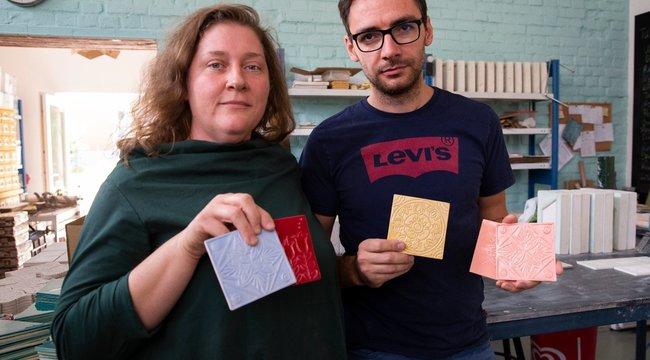 Minden építkező álma: Népmesék ihlették a magyar kézműves csempét