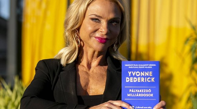 Yvonne Dederick: Féltem, hogy ha elhagyom az első férjem, megöl