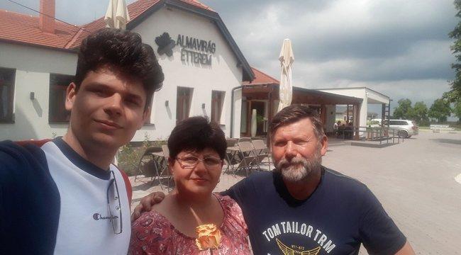 Hétköznapi hős: Ingyen adja a kertje termését a rászorulóknak a szentpéterszegi Imre
