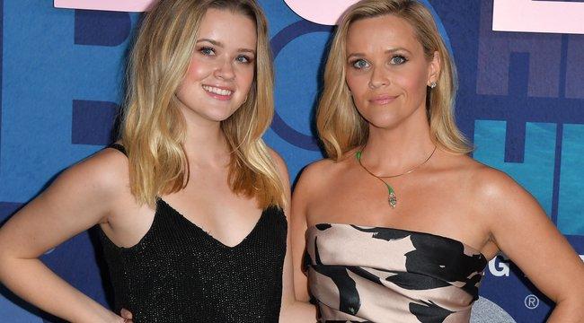 Így köszöntötte fel lányát Reese Witherspoon – Ava egyre jobban hasonlít híres anyukájára – fotó