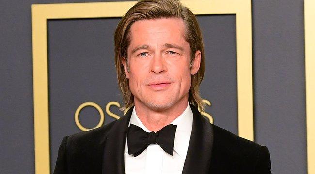 Hűha, Brad Pitt szívdöglesztőbb, mint valaha! Olasz divatmárkának pózolt a filmcsillag – fotók