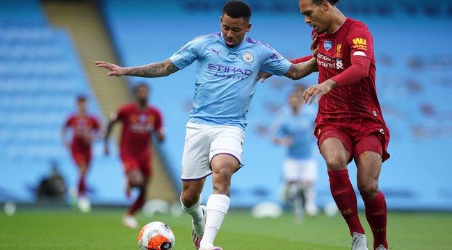Premier League –Letaszítja a Manchester City a trónról a Liverpoolt