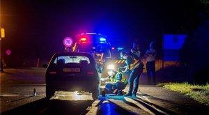 Megrázó fotók - egy férfi életét vesztette Sükösdnél