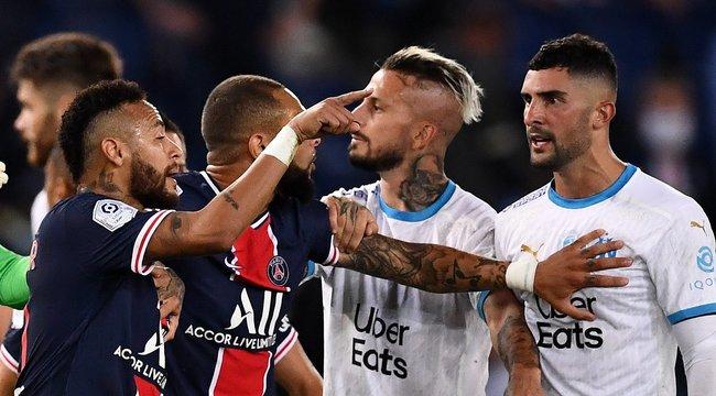 Neymar: Az arcát kellett volna ütnöm