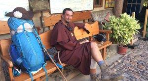 Hétköznapi hős: Zsolt újabb vállalása: megtisztítja a szeméttől az El Caminót