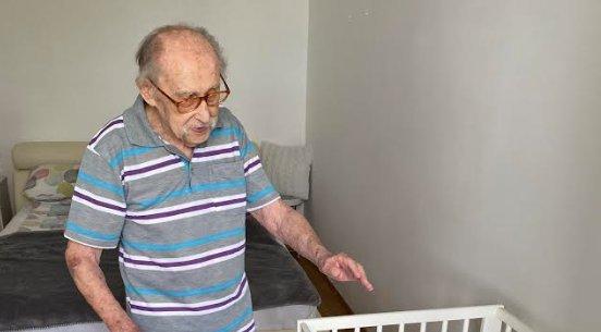 Száz évesen is dolgozik az egykori hadifogoly