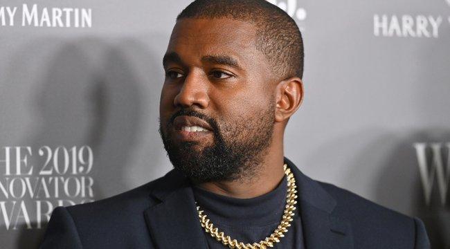 Aggódnak a rajongók: Kanye nem szedi a gyógyszereit, ezért most azt hiszi, az életére akarnak törni