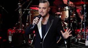 Robbie Williams nem tud számolni, mármint szó szerint