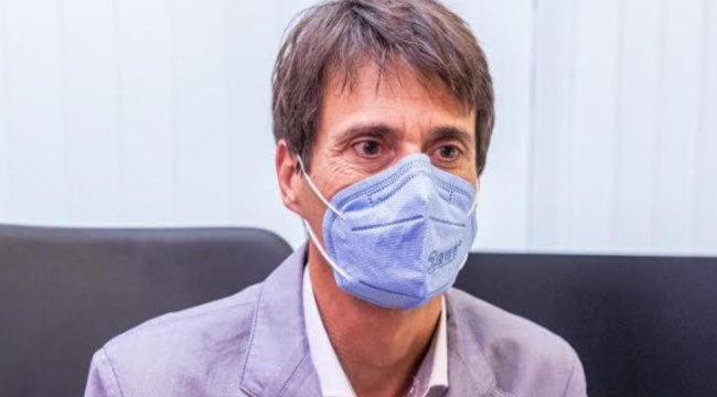 Dr. Lacza Zsombor: Aki rendszeresen sportol, könnyebben legyőzi a vírust