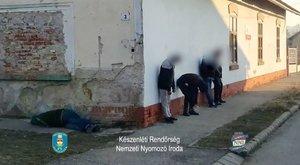 Gyilkos dizájnerdrog: 80 embertől foglaltak le bikát