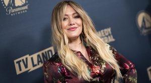 Hilary Duff férje olyat varratott a fenekére, amitól minden tetováló óva int – fotó
