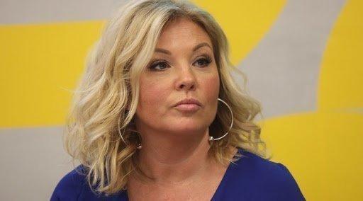 Liptai Claudia: Szörnyű, hogy a férjemet és a gyerekeimet nem ölelhetem meg