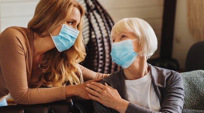 Így védekezzen, ha egy családtagja elkapta a koronavírust
