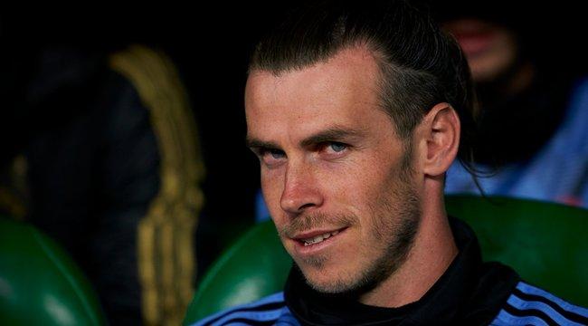 Ügynöke üzeni: Csókolja meg a Real Madrid Bale lába nyomát!