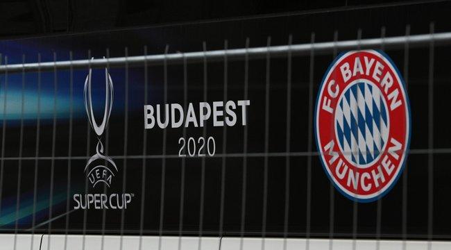 Érintésmentes beléptetés - maximális biztonság mellett kezdődött meg a Bayern-Sevilla meccs - videó