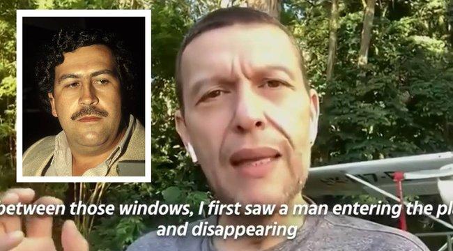 Kisért a múlt: unokaöccse megtalálta Escobar elrejtett 5 és fél milliárdját