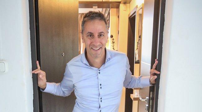 Csonka András tartalékokból él a karanténban – interjú