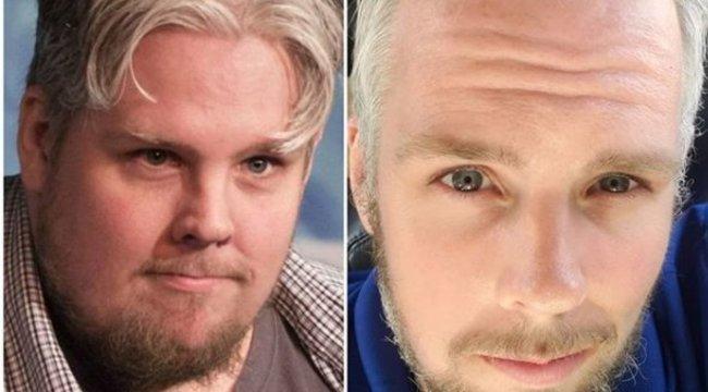 Elárulja titkát a 238 kilós brit férfi: így dobott le 118 kiló súlyfelesleget