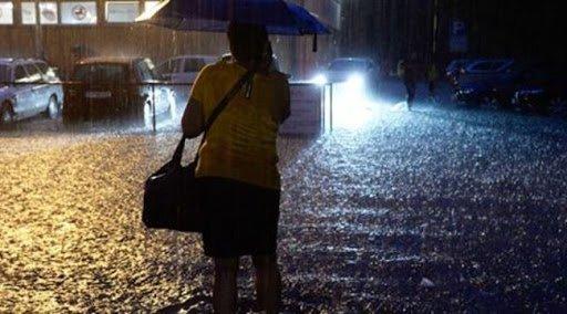 Ma se hagyja otthon az esernyőjét, figyelmeztetést adtak ki a zivatarok miatt