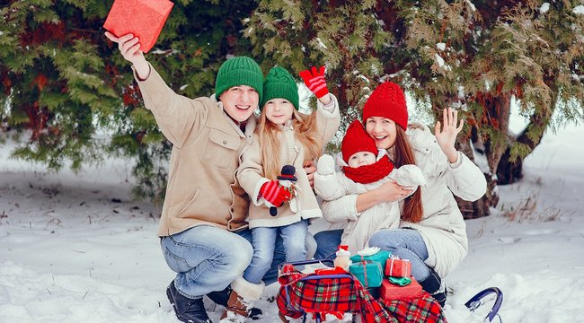 Szuper hírünk van! A Dávid-naptár fehér karácsonyt ígér