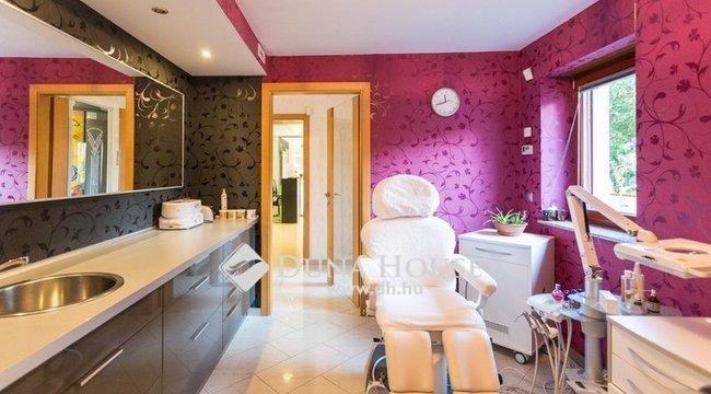 Családi ház fodrászati és kozmetikai szobával, naná, hogy Szentendrén!