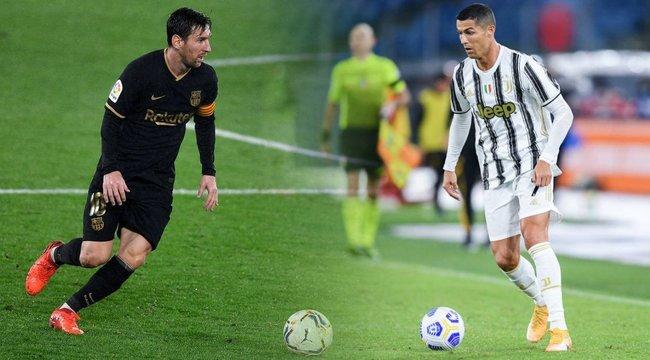Először feszül egymásnak a BL-ben Messi és Ronaldo