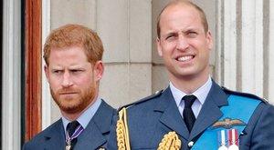 Lehull a lepel: mégsem Meghan Markle miatt távolodott el egymástól Harry és Vilmos herceg