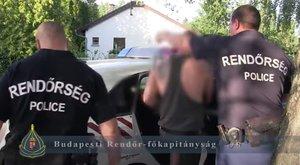 Zuglói emberrablás: megvan, kik kínozták meg a zuglói fiatalt