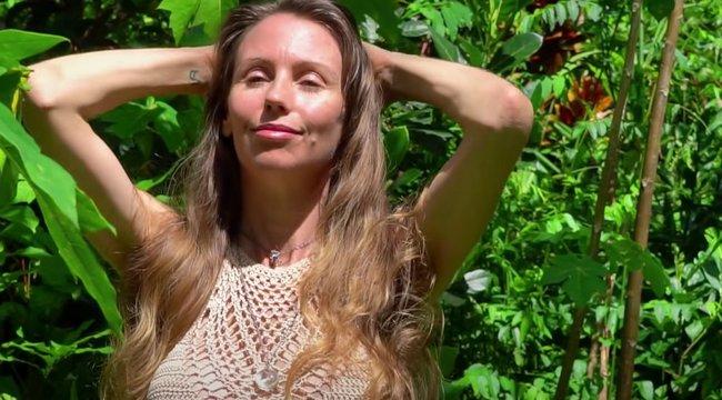 Őrült fagyi- és dinnyediétát követ az ijesztően sovány vegán blogger – Ön kipróbálná?